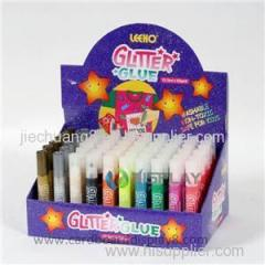 New Products Strong Glue Cardboard Counter Display