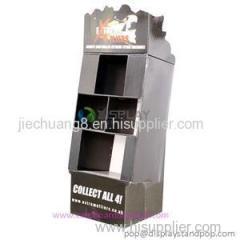 Retail Floor Socks Cardboard Paper Toy Display