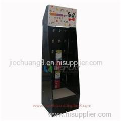 Eco-friendly Customized Cardboard Toy Display