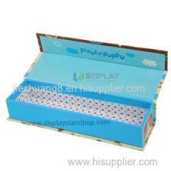Attractive Printing Foldable Custom Wig Box