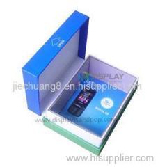 Customized High Quality Cardboard Empty Mobile Phone Box