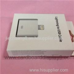 High-quality Paper Peugeot Usb Box