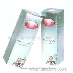 Best-seller Paper Cosmetic Box Packaging Design