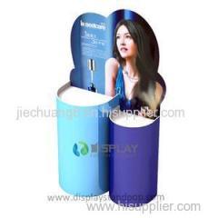 Custom Retail Promotion Pos Cardboard Dump Bin Display For Supermarket