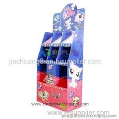 High Quality Pop Paper Toy Displays