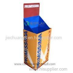 Customized Advertisement Promotion Cardboard Pallet Displays