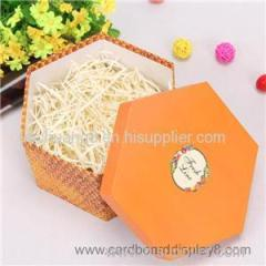 Luxury Cardboard Paper Gift Boxes For Gift And Packaging