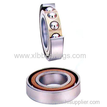 XLB angular contact ball bearings 7080AM