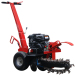 7hp or 15hp max trench depth 600mm Garden Trencher