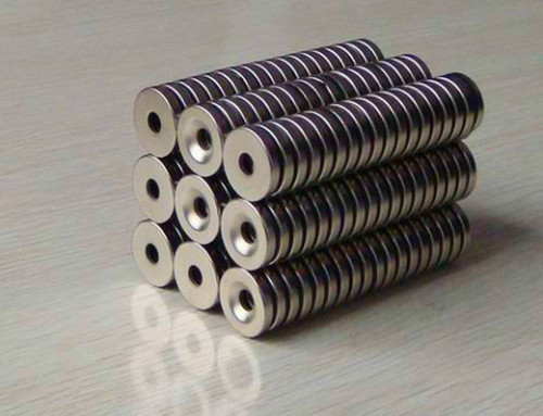 N35 Zn coating neodymium magnet