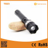 T8233W XPE LED super power swat flashlight police led torch light
