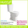2 PCS Hot Selling White Ceramic Toilet