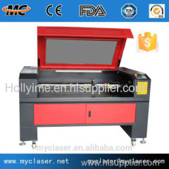 China sale laser cutting machine for die board products best price