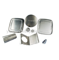 Zamak die casting parts for medical equipment