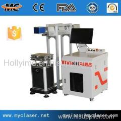 Best quality high precison China supplier hot sale metal or non metal fiber laser marking machinery manufactures