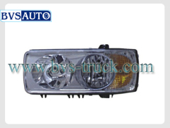 Head lamp 1399902 for DAF