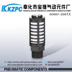 PSL Series Silencer plastic Pneumatic silencer/muffler