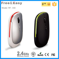 2015 Newest Cheapest Hot Sale Colorful wireless mouse