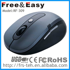 Clickmax Foldable 2.4G Wireless Mouse