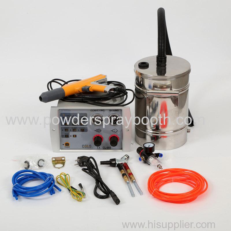 Manual Powder Coating Unit
