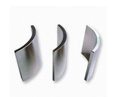 Low price permanent high quality arc neodymium magnet