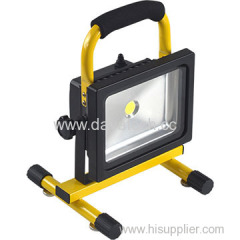 20W led rechargeable portable outdoor lighting outdoor lighting maintenance work light