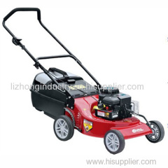 B&S450 18inch steel deck hand push electric lawn mower