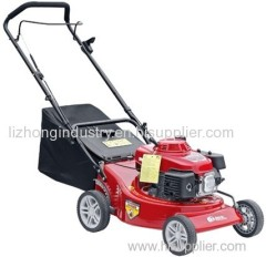 Honda 5.5hp 19inch steel deck hand push walk behind lawn mower for sale