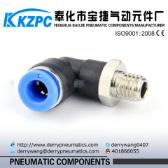 PL Series Fittings elbow pneumatic fitting