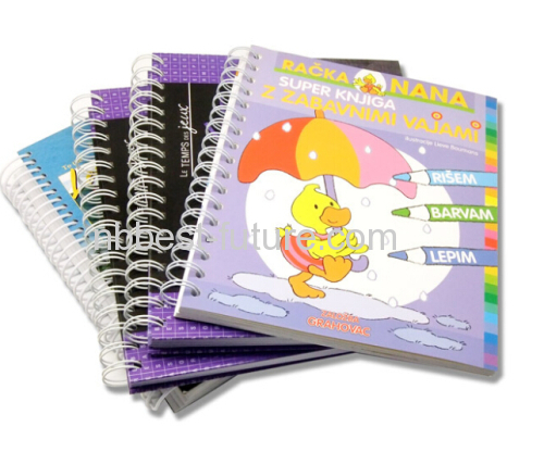 Diary notebook for writing