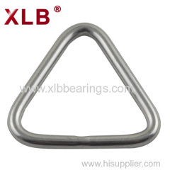 Machining CNC Custom Bag Strap Collar Leash Metal Rings