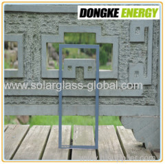 Indoor solar LED street glass 2015
