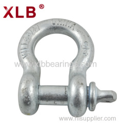 Machining Custome Dadjustable Stainless Steel Rigging Shackle Buckle