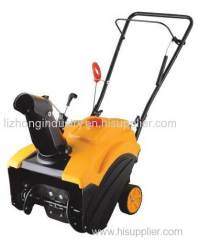 87cc Portable china snow thrower