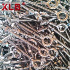 Machining CNC Customed Ring Nut Eye Bolt/Ring Screw