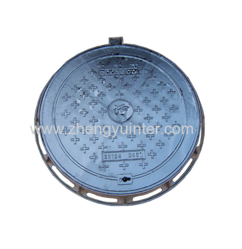 Ductile Iron Manhole Cover manufacturer Casting Parts