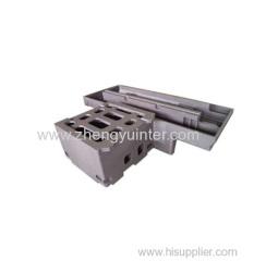 Ductile iron machine tool column price