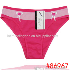 2015 New spandex cotton panties cute lady brief sexy Underpants lady boyleg women underwear girl hipster hot lingerie in