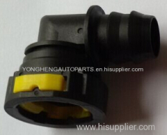 Automotive fuel line deliery quick connector 17.5MM