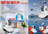 Home Use Wireless Smart P2P IP Camera