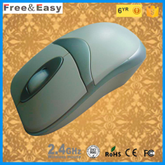PU button usb wireless mouse CPI switch