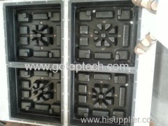 Themocol vegetalbe fruit box packaging mould by eps shape moulding machine eps box mould