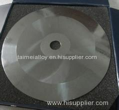 Hot sale tungsten carbide cutting disc with high quality