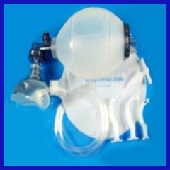 Silicone Manual Resuscitator Reusable