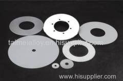 tungsten carbide cutting disc with high hardness and wear resistance