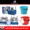 custom OEM plastic bucket / pail mould with high precision in China