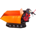 9hp 500kgs load capacity hydarulic tipping self-loading mini dumper