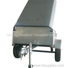500KGS loading capacity 2M bed atv dump trailer