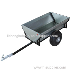 Fully galvanized 1/2T china atv trailer