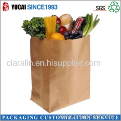 2015Hot Sale Food Paper Bag